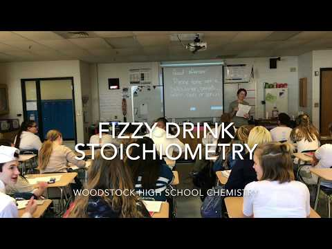 WHS Chem Fizzy Drinks Jan 2018