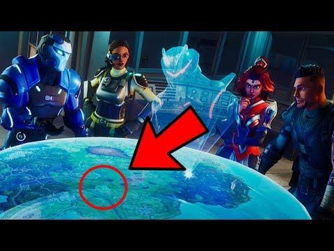 Fortnite Battle Royale - Secret Week 3 Blockbuster Star Location Guide (Blockbuster Challenge #3)