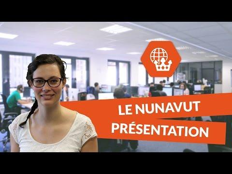 Le Nunavut : Présentation - Histoire Géographie - digiSchool