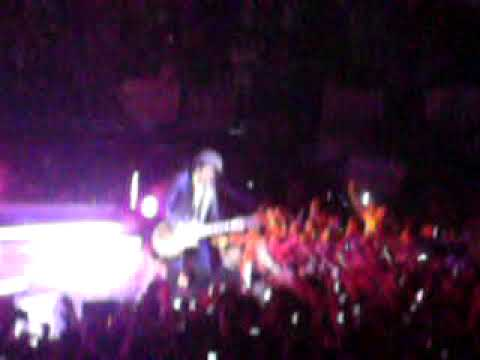 Jonas BrothersPlay my music Milan 031109
