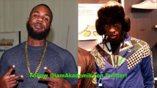 The Game Pulls Up In Atlanta (Young Thug Hometown) and Gives Out Money!