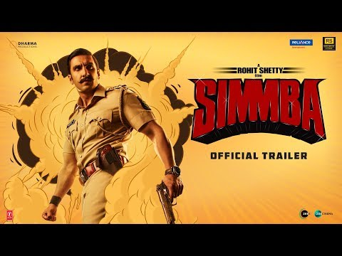 Simmba | Official Trailer