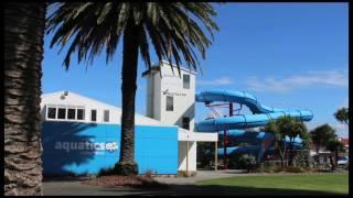 Aquatics Horowhenua upgrade