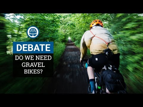 Do You Need A Gravel Bike? Does Anyone?
