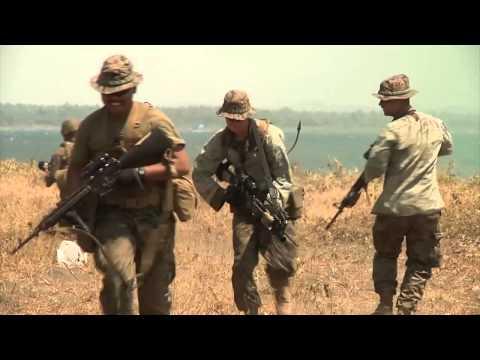 CARAT Indonesia 2015 Amphibious Assault