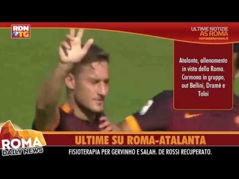 AS Roma News - 27 Novembre 2015