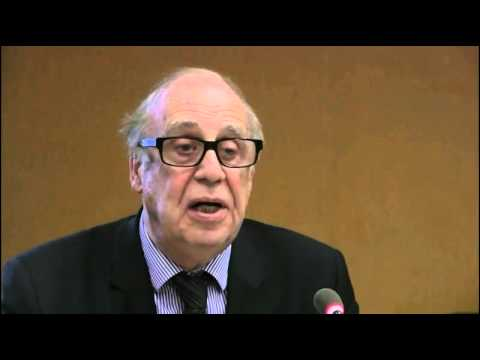 """Transnational Corporations and human rights"" (Geneva, 09/03/16) : Jean Ziegler"