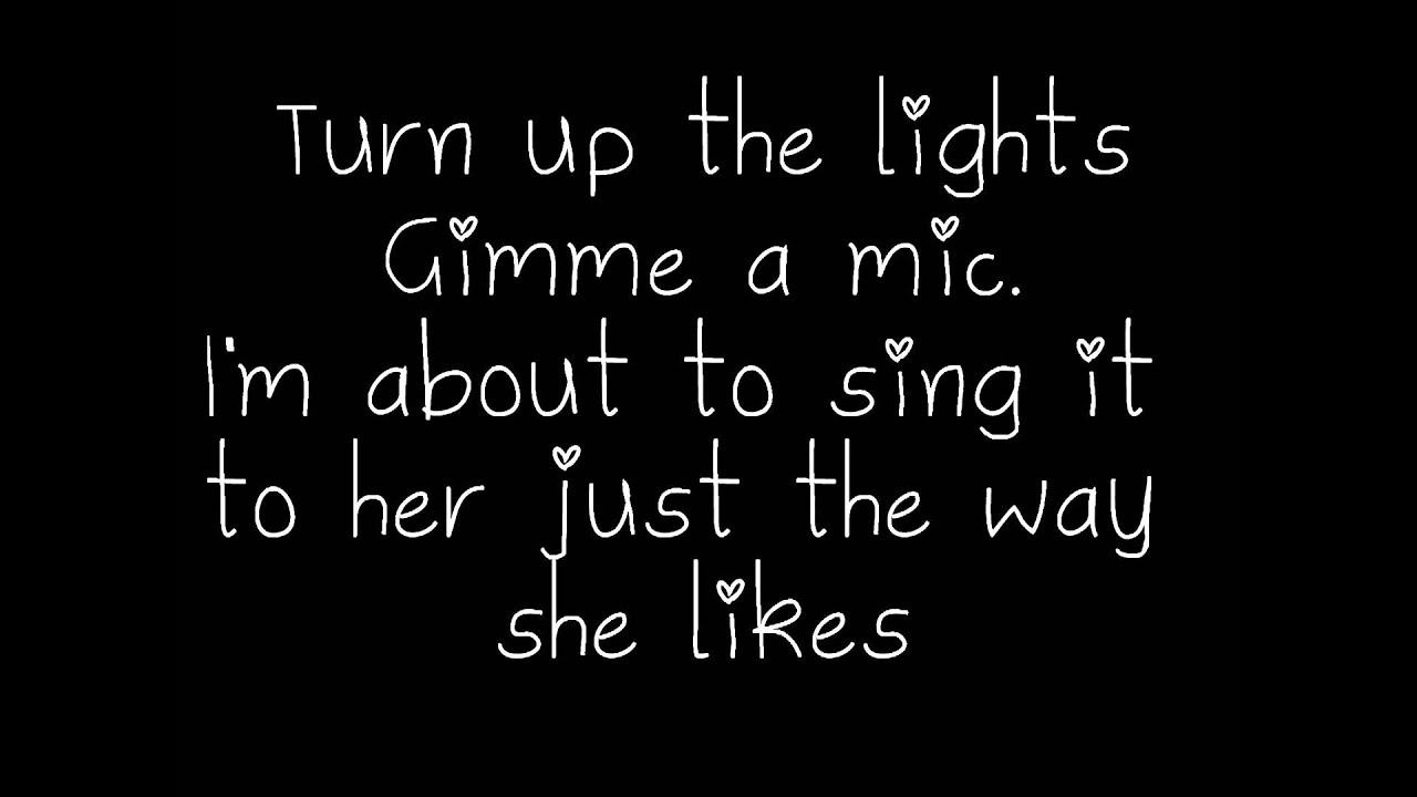 Chris Brown - Love Music Lyrics | MetroLyrics