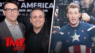 'Avengers  Endgame' Directors Beg Fans Not To Share Spoilers | TMZ TV