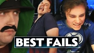 The BEST Fails of the Kiev Major - Dota 2