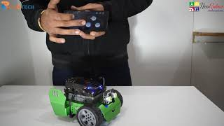 Mini Q-Bot: Introduction