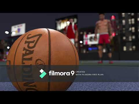 Running with a a Celebrity (NFL player) on NBA 2K19. I got SOLD!!!!!