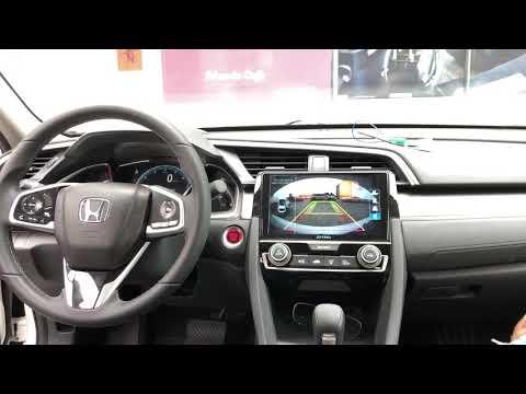 Aftermarket android radio head unit Full Installation | 10th Gen Honda Civic | Worth to change?