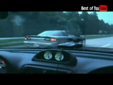 Saleen Mustang VS Camaro Z28 (Best of YouTube series)