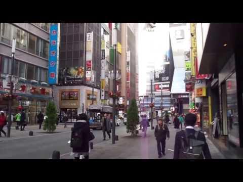 Tokyo, Japan - Is Tokyo Safe?