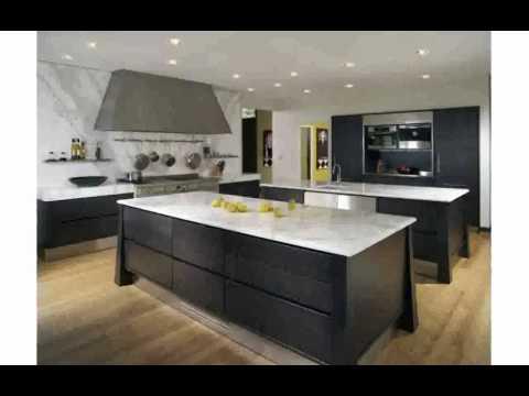 moderne offene k chen zum kommunikativen kochen holz me doovi. Black Bedroom Furniture Sets. Home Design Ideas