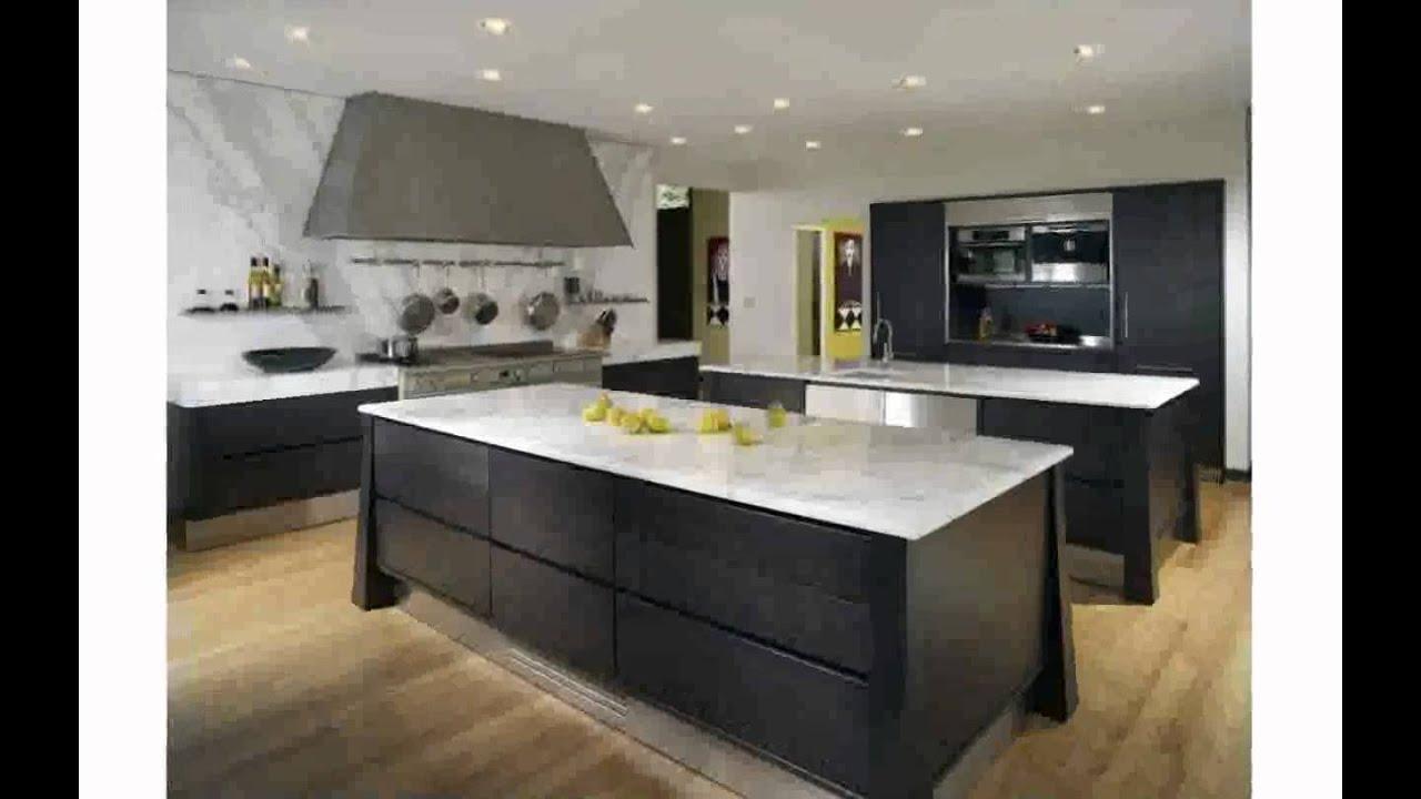 Super Küchen Design Ideen | Moderne Küchen Mit Kochinsel Genial Küchen EY49