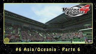 Virtua Tennis 4 (PC) World Tour #6 Asia/Oceania - Parte 6