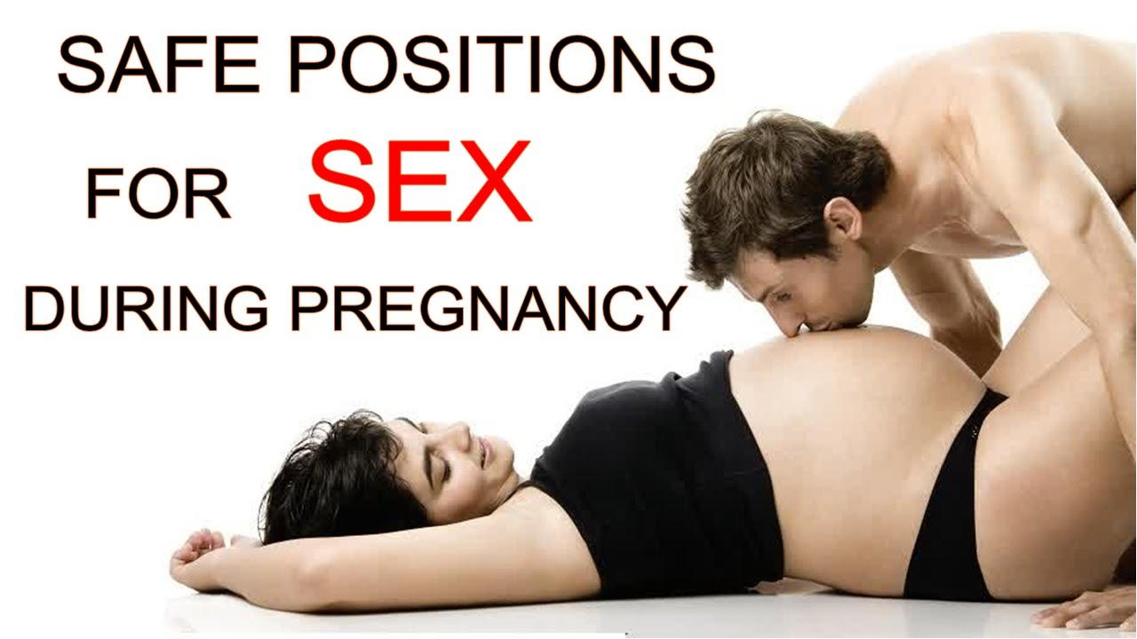 Safe positions for sex during pregnancy