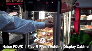 Hatco Fdwd-1 Flav-r-fresh Holding Display Cabinet