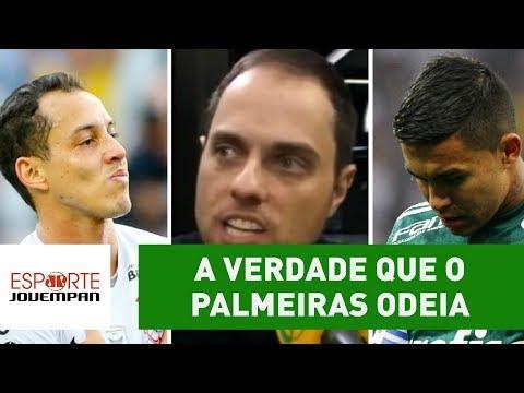 Repórter DESABAFA E Fala A Verdade Que O Palmeiras ODEIA!