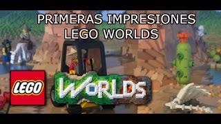 Vídeo LEGO Worlds