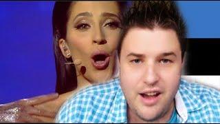 Video Elina Nechayeva - La Forza - Estonia - Official Video - Eurovision 2018   MJT Reviews download MP3, 3GP, MP4, WEBM, AVI, FLV Juni 2018