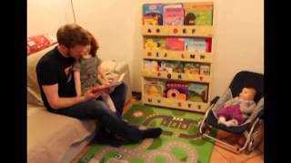 Zoe And Her Tidy Books Childrens Bookcase