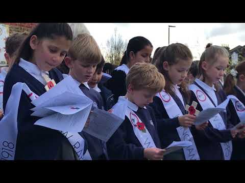 Remembrance Day Video 2017
