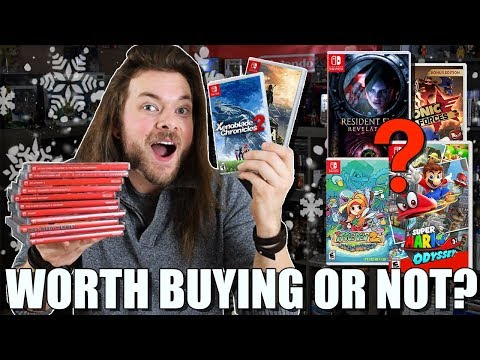 Nintendo Switch Games Holiday Buying Guide & What To AVOID!