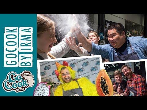 GoCook madfesten fortsætter  |  Food-festival | GoCook by Coop