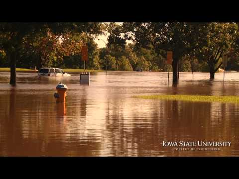2010 Iowa State Campus & Ames Flooding