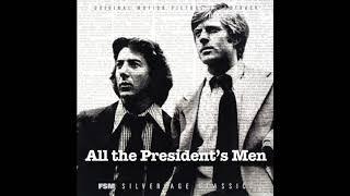 All The President's Men | Soundtrack Suite (David Shire)