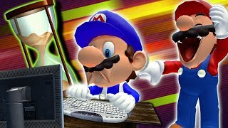 Making an SMG4 episode in ONLY 30 MINUTES!