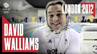 Team GB Meets David Walliams