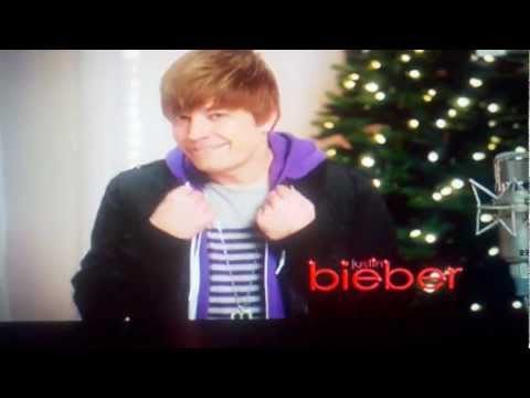 SNL Michael Buble and Justin Bieber Jingle Bells Saturday Night Live