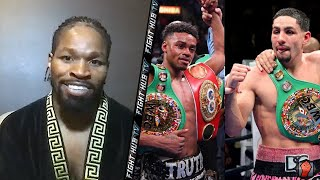 SHAWN PORTER SAYS STYLE OF ERROL SPENCE WILL GIVE DANNY GARCIA TROUBLE | SPENCE VS GARCIA BREAKDOWN