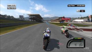 MotoGP 14 Gameplay (PS4 HD) [1080p]