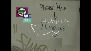 Feminists Fight Homelessness