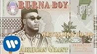 Burna Boy - Wetin Man Go Do (Official Audio)