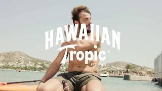 Hawaiian Ντάνος: Ο Γιώργος Αγγελόπουλος in action για τo Hawaiian Tropic