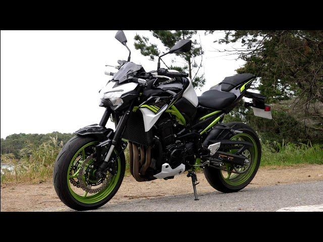 KAWASAKI Z900 2021 FULL 125 ch  / Un Look plus agressif ! ( new format) TEST n° 228