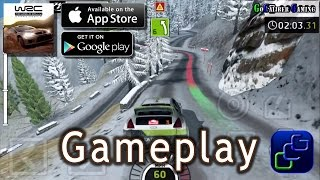 WRC World Rally Championship The Official Game iOS Gameplay