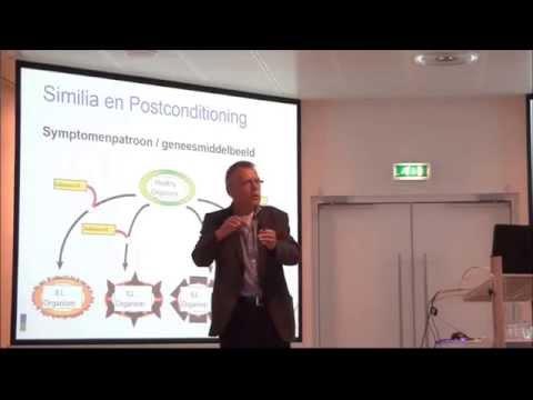 Dr Roel van Wijk, over postconditioning hormesis en similia-principe