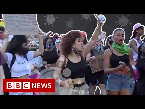 Coronavirus: Protest, rally