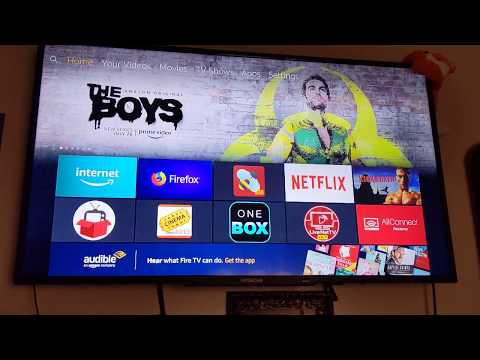 Free Cable/Live TV Using Firefox On Your Fire Stick