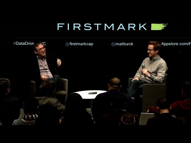 Can A.I. Become More Human? // Gary Marcus, Geometric Intelligence (Hosted by FirstMark Capital)