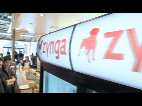 Zynga's lavish new headquarters