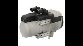Монтаж жидкостного моторного подогревателя   Binar-5S-Comfort (disel) на Патриот-Iveco