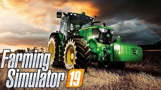 Mientras unos trabajan otros miran - Farming Simulator 19 #1 (MUCHO COPY)